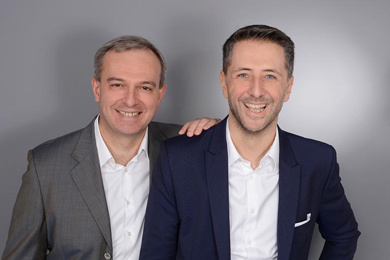 Franck et Hugues, anciens DAF et de Responsable Comptable, fondateurs_digiwork_solutions